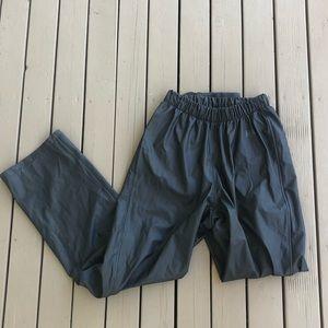 Black Helly Hansen Splash Pants